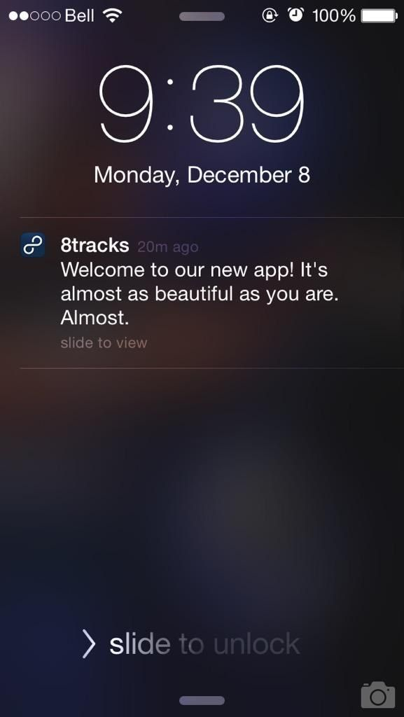 Oh you, 8tracks.   19 Super Romantic Morning Texts Everyone Wants To Wake Up To