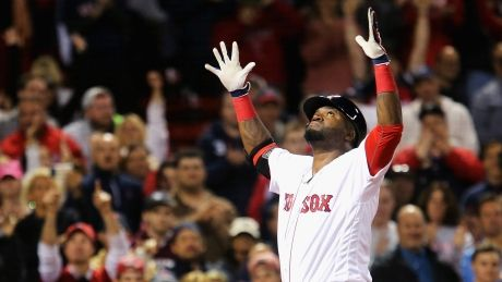 David Ortiz homers passes Mickey Mantle on all-time list