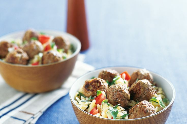 Easy, healthy and very budget-friendly, these meatballs are packed with flavour and guaranteed to please the fussiest of palates!