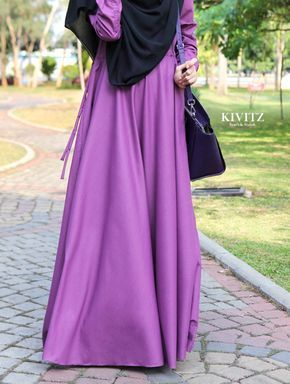 KIVITZ: Fiza Dress