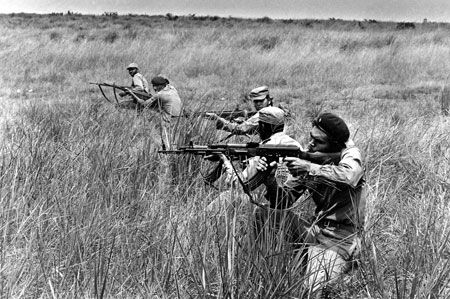 The Angolan Civil War (1975-2002): A Brief History | South African History Online