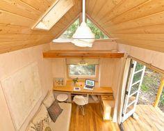 Μικρά σπίτια για μεγάλες απαιτήσεις: Μικροσκοπικές κατοικίες με ανέσεις χλιδάτης βίλας [εικόνες]