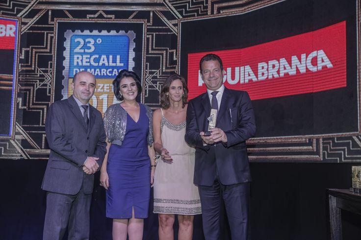 Parabéns Águia Branca ! Primeiro lugar na categoria #Empresasdeônibus. #recalldemarcas2015 #crossmediarecall