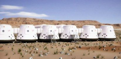 The Mars One mission is to build a human settlement on Mars. | 13 Things You Need To Know About The Human Mission To Mars