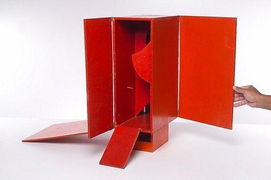 Helio Oiticica, 'Bolide 3 Caixa 3 Africana' (1963)