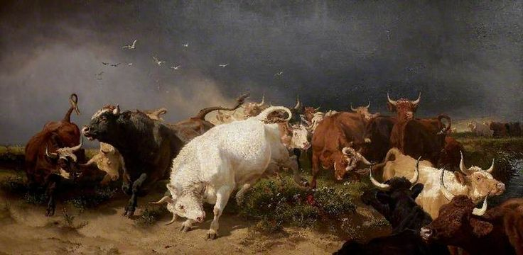 http://www.bbc.co.uk/arts/yourpaintings/artists/henry-william-banks-davis/paintings/slideshow