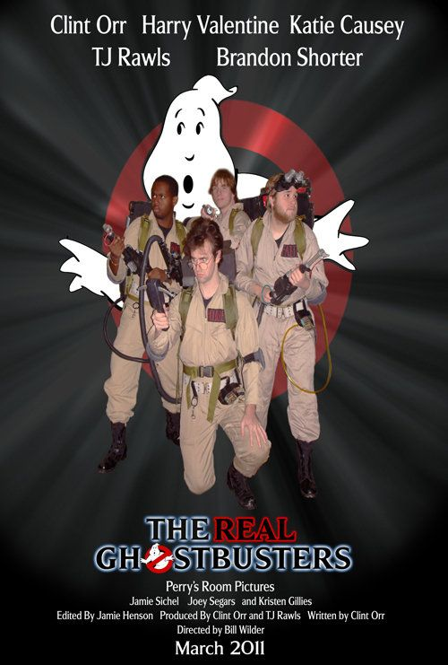 The Real Ghostbusters (2011) - IMDb