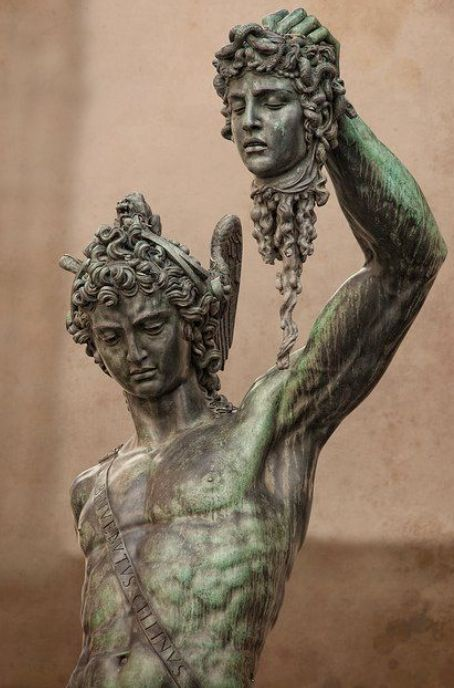 Perseus And Medusa Photograph by Brian Minnis  |Perseus With The Head Of Medusa Painting