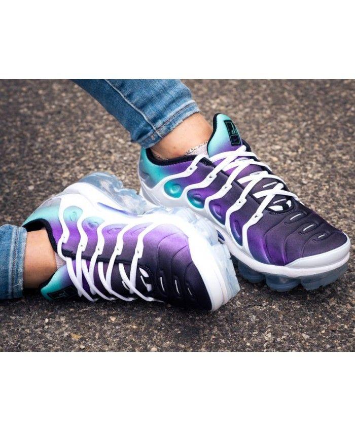 vapormax plus femme violet