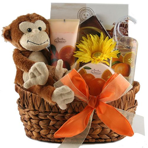 Spa Gift Baskets & Pamper Gift Baskets: Gifts For Women