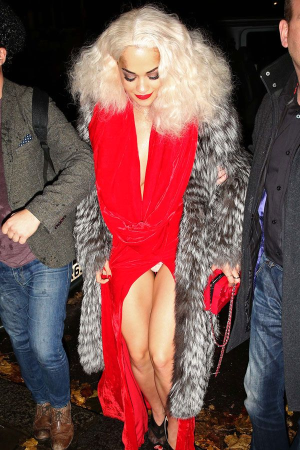 Rita Ora Upskirt  Rihanna  Rita ora Worst celebrities en Oras