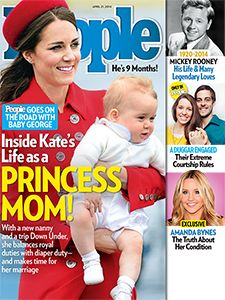 People Magazine…what's Kate up to?  Maybe a fellow commuter wants to know too.  Subscribe to different magazines and alternate issues