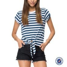 OEM manufacturer wholesale custom stripe t-shirt bulk buy from china  best seller follow this link http://shopingayo.space