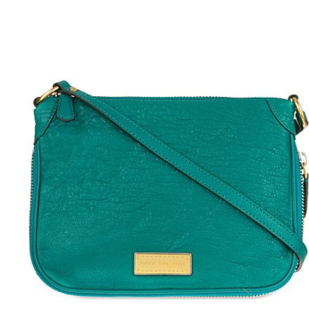 MARC BY MARC JACOBS - Washed Up cross-body bag | Selfridges.com