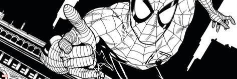 Ultimate Spider-Man Style Guide: Spider-Man Plakater på AllPosters.dk
