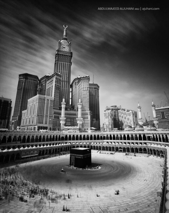 مكه تصوير عبدالمجيد
