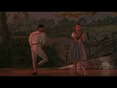 Amy Acker and Alexis Denisof dance Giselle - Angel Season 3 deleted scene from Waiting In The Wings