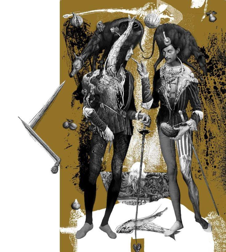 Интервью с Владиславом Ерко о новой книге – пьесе Шекспира «Ромео и Джульетта»  -   Слуги дома Капулетти
