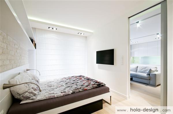Very consistent and consistent interior design. The decor of elegant, functional, warm, makes a very good impression. Photos: HOLA Design, www.hola-design.com