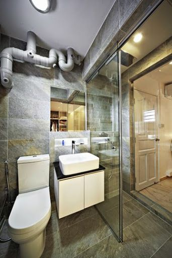 14 best images about resort style hdb interior design on for Bathroom designs singapore