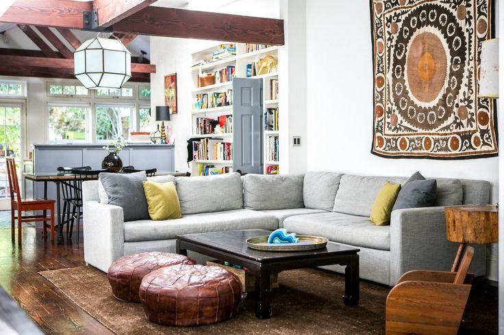 Sarah and Morgan's Relaxed, Modern Santa Monica Home