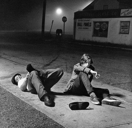 "Photographer Joseph Szabo, ""Teenage"""