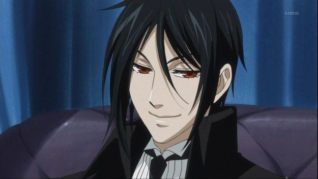 """I got Sebastian Michaelis from """"Black Butler""""!     You got yourself a well-dressed demon. You like a man who's willing to do absolutely anything you say. He may not always like it, and he might try to analyze the nature of your existence, but he'll always do EXACTLY what you order, and he'll go to the end of the world for you.   Which Male Anime Character Will You Marry Based On 3 Questions?"""