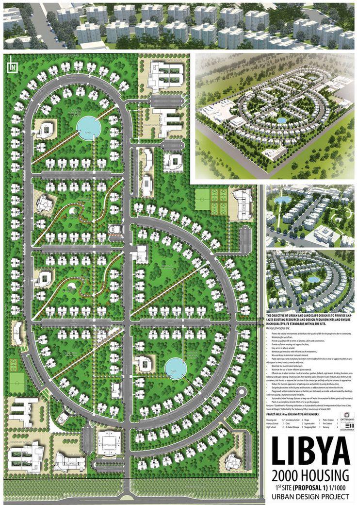 Urban Design at Libya A1 by bearsign.deviantart.com on @DeviantArt