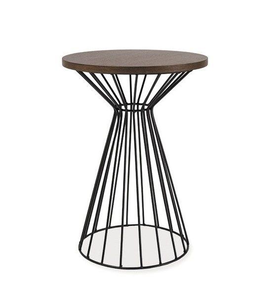 Masa de cafea Alta II Dark Walnut nu trebuie sa lipseasca din nici un decor sofisticat. #SomProduct #InspiringComfort #table #cofeetable