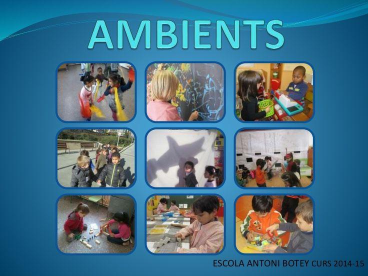 ESCOLA ANTONI BOTEY CURS 2014-15