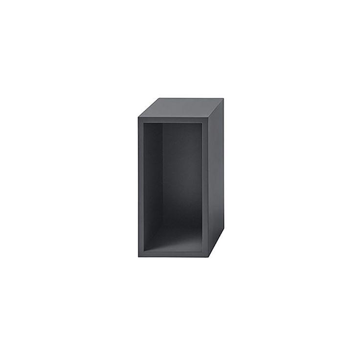 top3 by design - MUUTO NEW NORDIC - muuto stack with back dark grey S