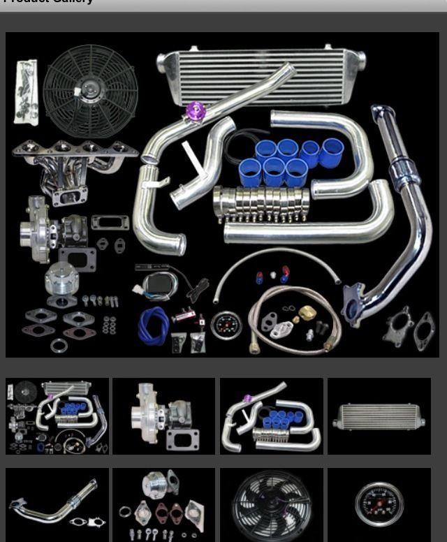 900 Wow Complete Turbo Intercooler Kit For 1988 2000 Honda Civic Crx Del Sol D Series Na Fast Hondas Racing Honda Civic Honda Civic Turbo Turbo Intercooler