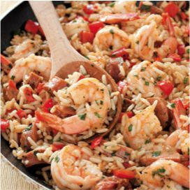 Quick Jambalaya | Recipes | Pinterest