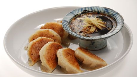 Pork & Cabbage Dumplings (Poh recipe)