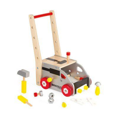 Chariot établi-bricolo redmaster #jeux #janod #bricolage #janod #établi #bricolo