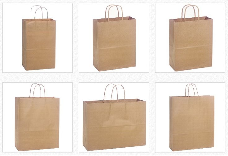 Paper Bags Suppliers in Canada - www.boutiquebags.ca/store/c8/Natural_Kraft_Bags.html