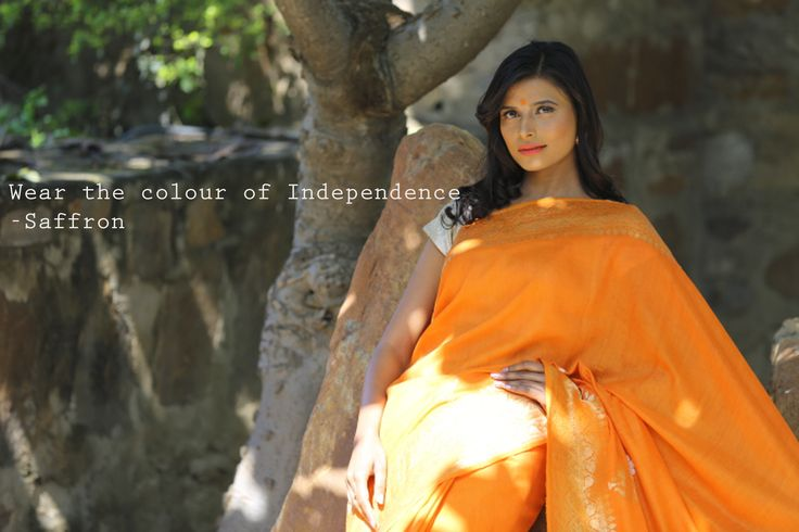 Wear the colours of flag this Independence Day.