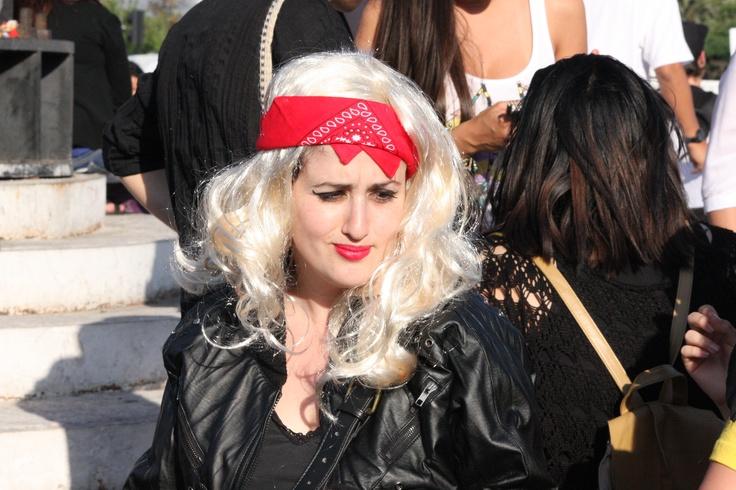 Peluca Gaga