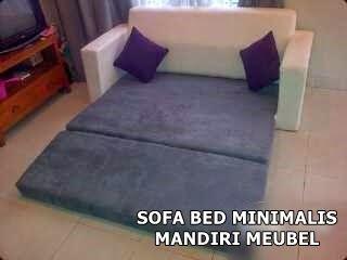 sofa minimalis,clasik dan moderen: Sofa Minimalis Bed