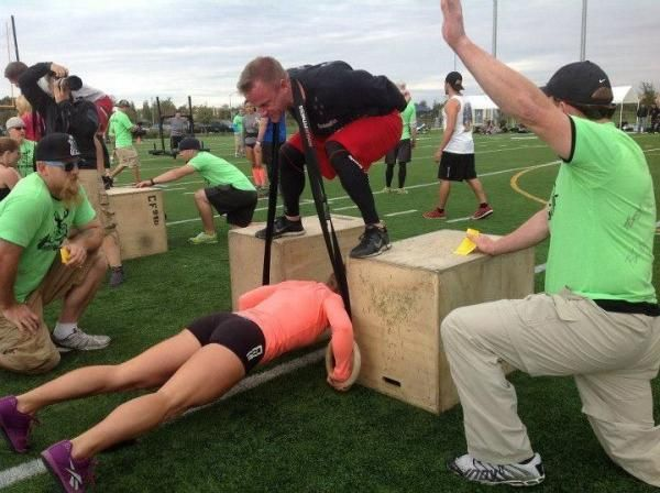 CrossFit Competitions: When a Good Idea Goes Very Wrong
