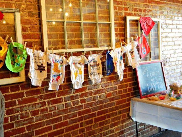 Activités et jeux Baby Shower Party : le top 10 sur le blog de GoReception. Jeu du biberon, karaoke, petits pots de bebe, etc. http://www.go-reception.com/blog/jeux-baby-shower-party-le-top-10/