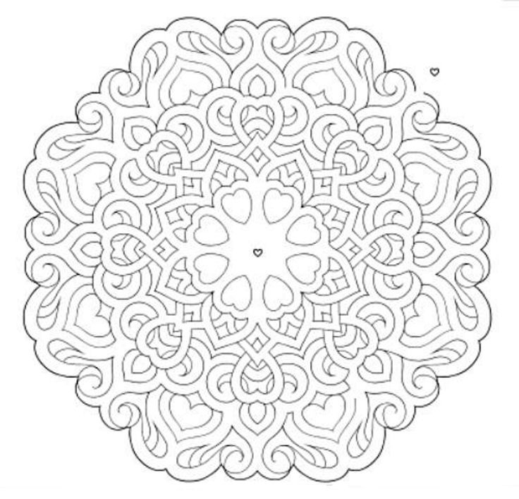 VIDA Leather Accent Tag - Tag mandalas white by VIDA FVgOtR6pt