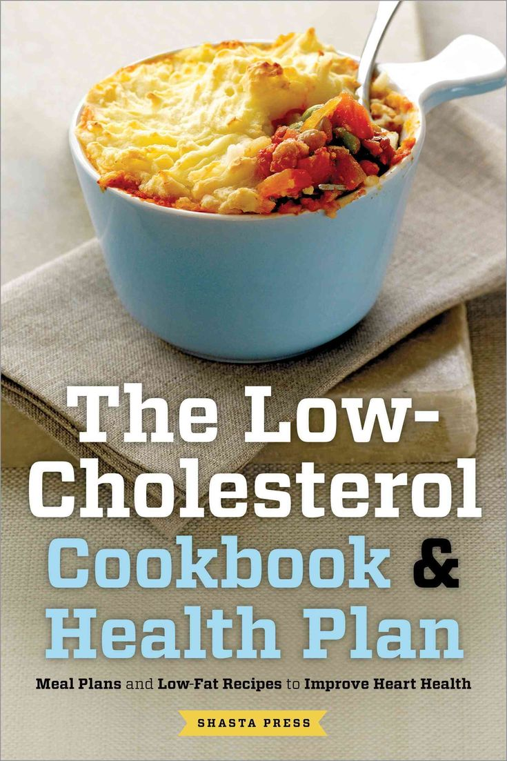 Pin on Low cholesterol recipes