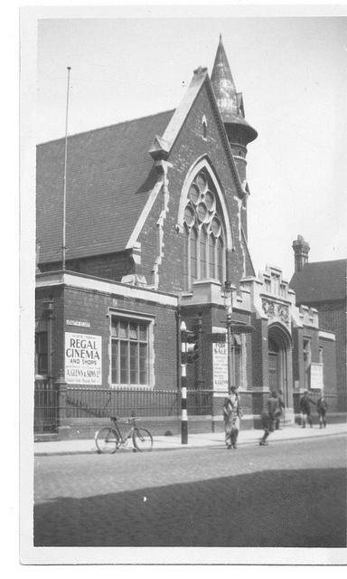 Original premises Abington Street Northampton (NCT-2-002-1) by University of Northampton Archive, via Flickr