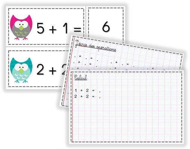 Optelspel met zelfcorrectie - zeer leuk voor het eerste leerjaar