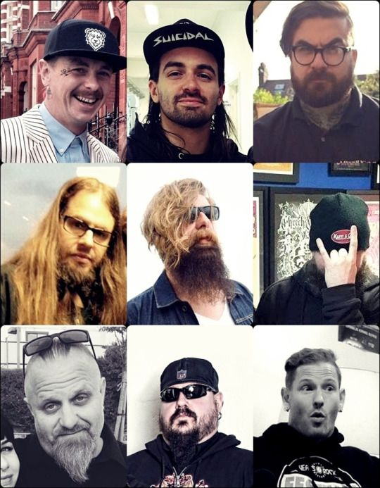 Craig Jones Slipknot Unmasked 81701 Movieweb
