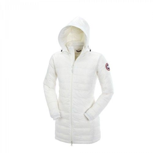 Canada Goose Camp Hooded amarillo