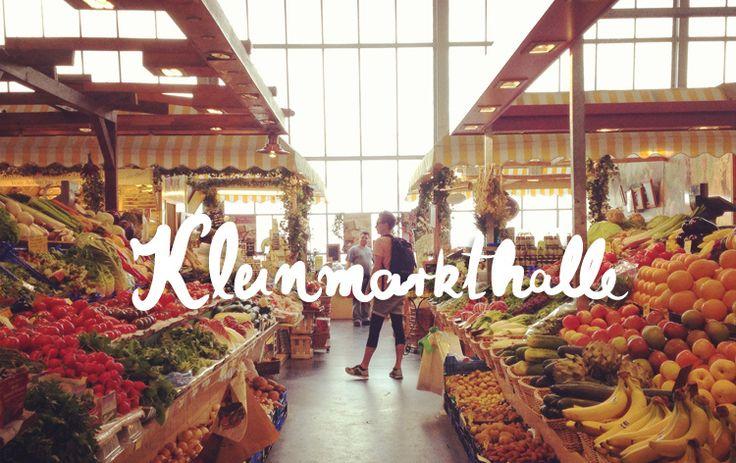 Immer ein Besuch wert: Kleinmarkthalle in #Frankfurt