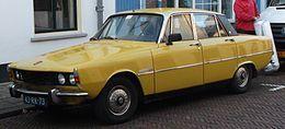 Rover P6  2200 tc