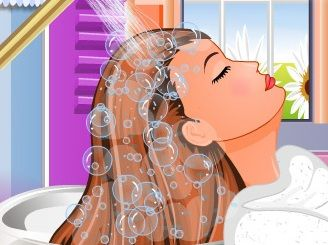 New Game has been posted on http://www.barbie-games.com/my-beautiful-hairstylist/ A beautiful hairstylist is always trying to get the best from every client's hair. You got a pretty woman in your saloon and she asked you to create a haircut for her. You can cut, curl, straighten or color her hair as you wish until the hairstyling is done and she will look fabulous!